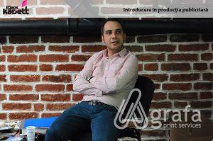 Mihai Baciu - Managing Director Agrafa Print