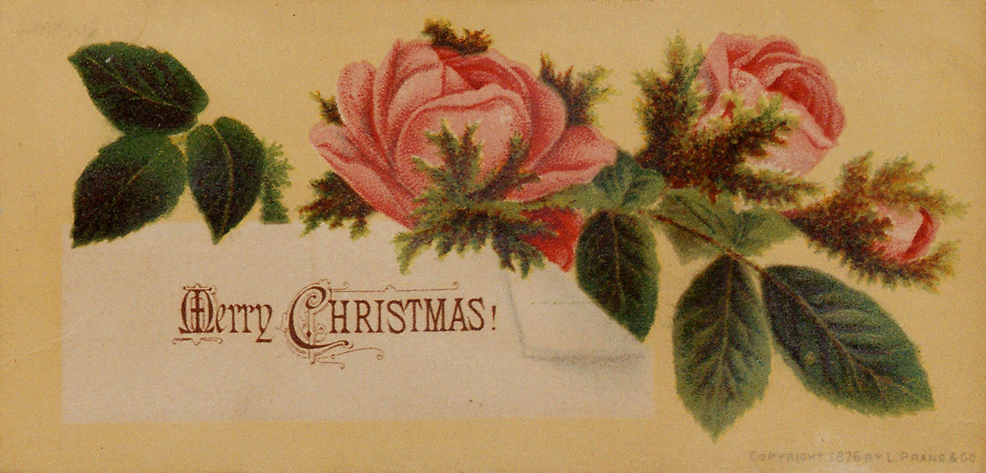 prang-Christmas-card