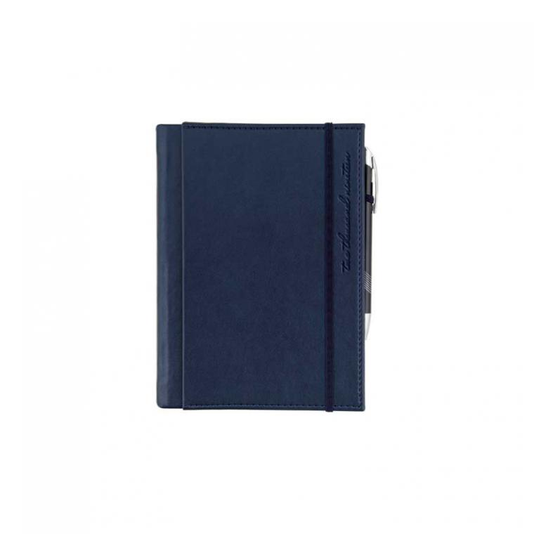 Agendă Inflexion Pocket Navy